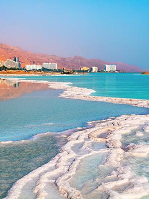 The Dead Sea & Masada Sunrise Tour
