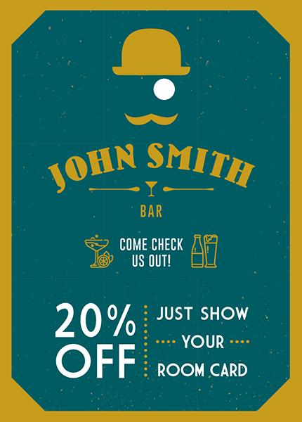 john smith poster